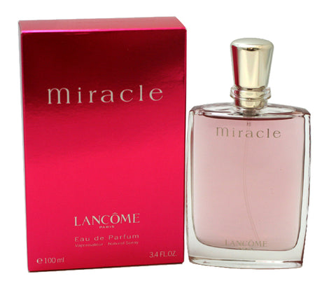 MI12 - Miracle Eau De Parfum for Women - 3.4 oz / 100 ml Spray