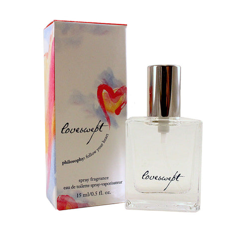 LS21 - Loveswept Eau De Toilette for Women - 0.5 oz / 15 ml Spray