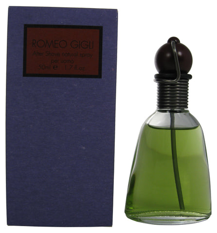 RO58M - Romeo Gigli Aftershave for Men - 1.7 oz / 50 ml