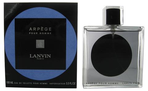 AR66M - Arpege Pour Homme Eau De Toilette for Men - Spray - 3.3 oz / 100 ml