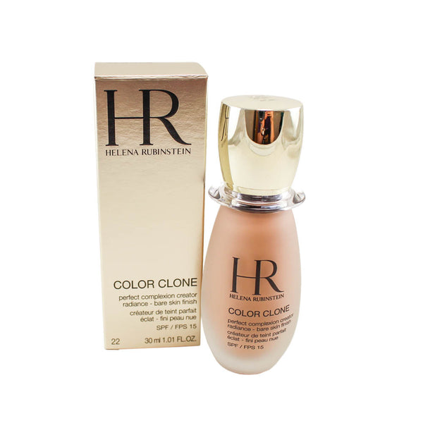 HR24 - Color Clone Complexion Creator for Women - 22 Beige Apricot - 1 oz / 30 ml