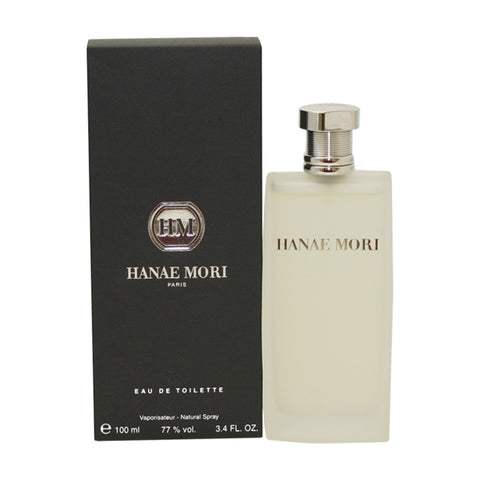 HA49M - Hanae Mori Eau De Toilette for Men - 3.4 oz / 100 ml Spray