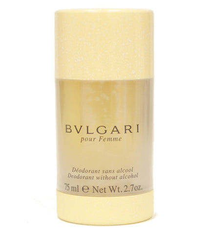 BV305 - Bvlgari Deodorant for Women - Stick - 2.7 oz / 75 ml - Alcohol Free