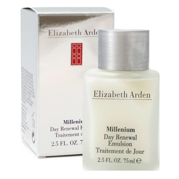 ELZ25 - Elizabeth Arden Millenium Day Renewal Emulsion for Women | 2.5 oz / 75 ml