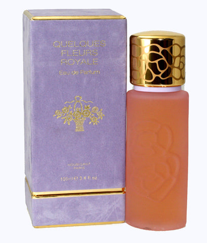 QUR17 - Quelques Fleurs Royale Eau De Parfum for Women - Spray - 3.4 oz / 100 ml
