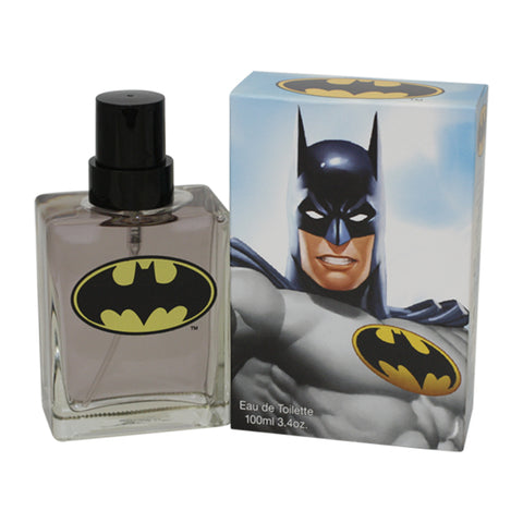 BAT34M - Batman Eau De Toilette for Men - Spray - 3.4 oz / 100 ml