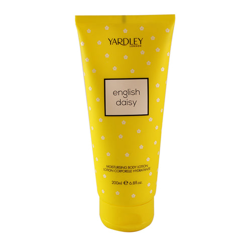 YARD1 - English Daisy Body Lotion for Women - 6.8 oz / 200 g