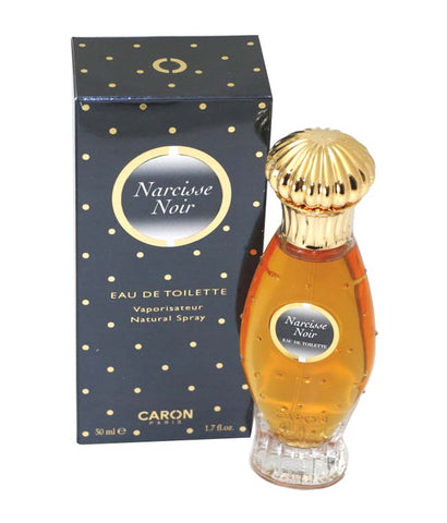 NAR02 - Narcisse Noir Eau De Toilette for Women - Spray - 1.7 oz / 50 ml