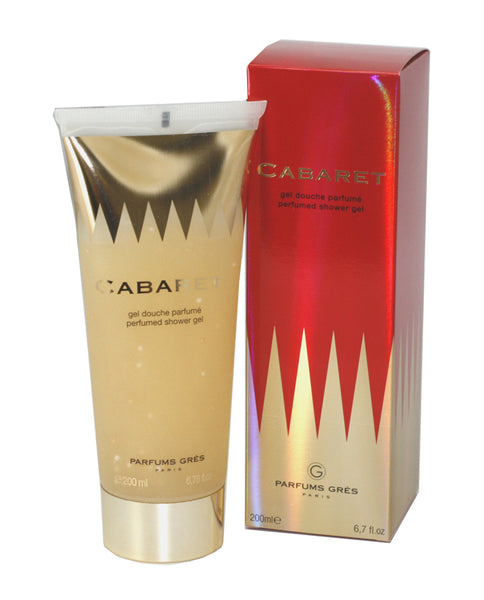CAB39 - Cabaret Shower Gel for Women - 6.7 oz / 200 ml