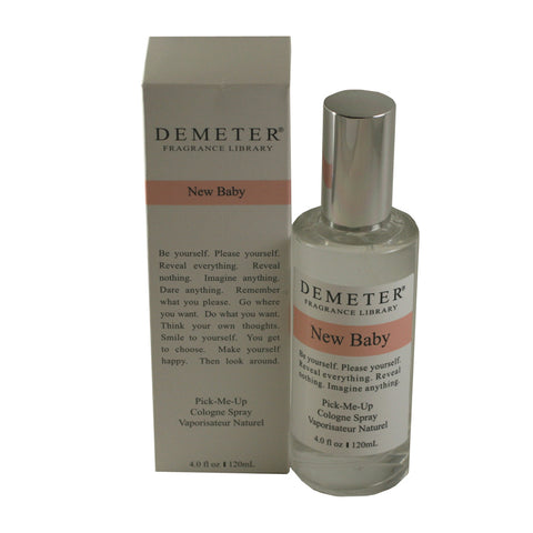 DEM54W - New Baby Cologne for Women - 4 oz / 120 ml