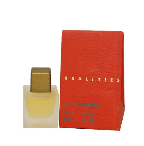 RE120 - Liz Claiborne Realities Parfum for Women | 0.12 oz / 3 ml (mini)