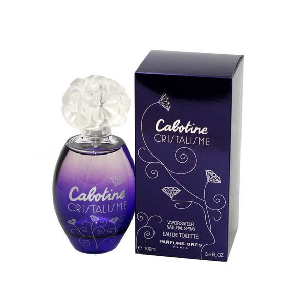 CAG34 - Cabotine Cristalisme Eau De Toilette for Women - Spray - 3.4 oz / 100 ml