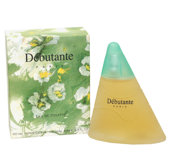 DEB110W-X - Debutante Eau De Toilette for Women - Spray - 3.4 oz / 100 ml