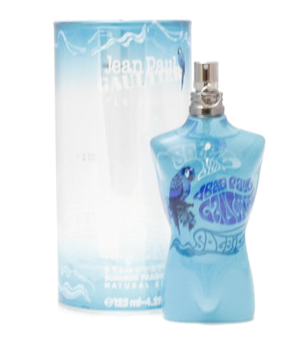 JE441M - Jean Paul Gaultier Le Male Summer Cologne for Men - Spray - 4.2 oz / 125 ml
