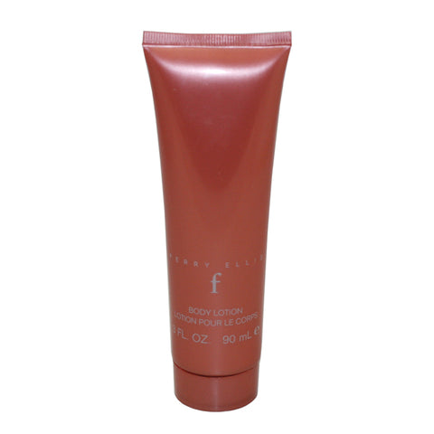 PE469U - Perry Ellis F Body Lotion for Women - 3 oz / 90 g Unboxed
