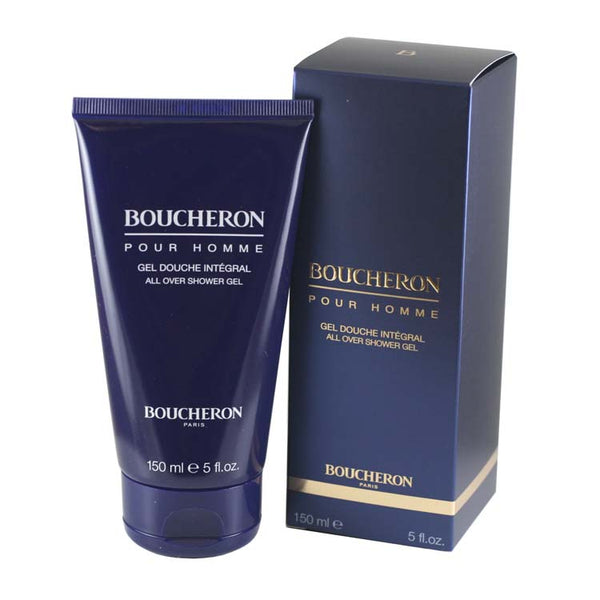 BO62M - Boucheron Shower Gel for Men - 5 oz / 150 ml