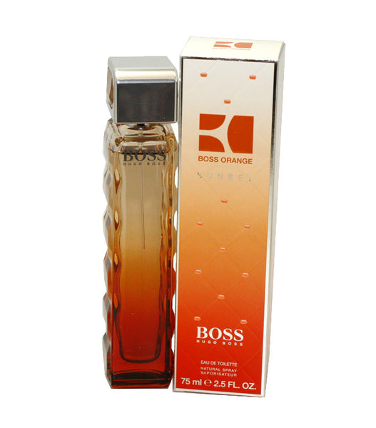 BOS25 - Boss Orange Sunset Eau De Toilette for Women - 2.5 oz / 75 ml Spray