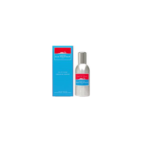 COM115 - Comptoir Sud Pacifique Coeur De Vahine Eau De Toilette for Women - Spray - 1.7 oz / 50 ml
