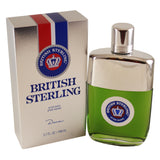 BR33M - British Sterling Aftershave for Men - 5.7 oz / 168 ml