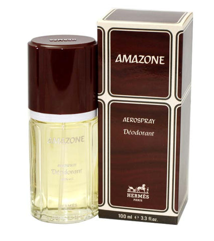 AM110 - Amazone Deodorant for Women - Spray - 3.3 oz / 100 ml