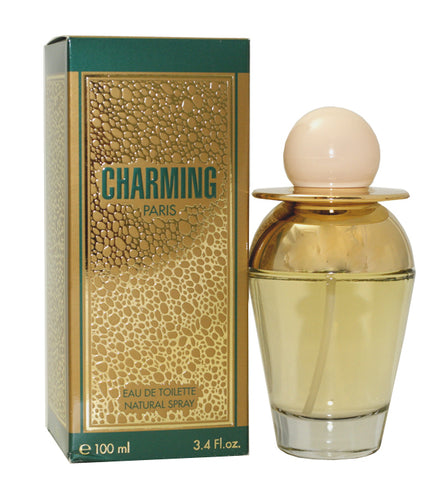 CHA78W-X - Charming Eau De Toilette for Women - Spray - 3.4 oz / 100 ml