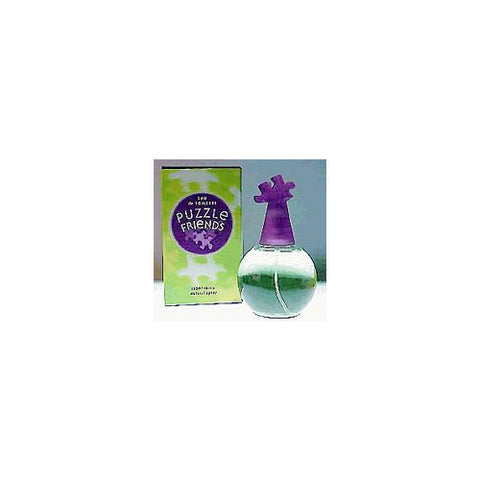 PUZ43-P - Puzzle Friends Eau De Toilette for Women - Spray - 3.4 oz / 100 ml
