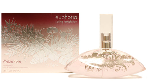 EUST12 - Euphoria Spring Temptation Eau De Parfum for Women - Spray - 3.4 oz / 100 ml