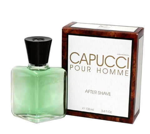 CA35M - Capucci Aftershave for Men - 3.4 oz / 100 ml