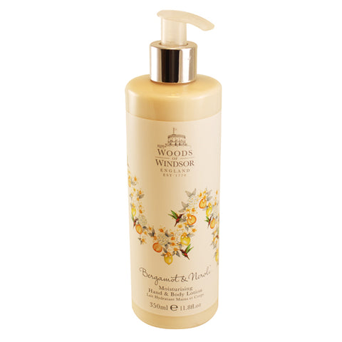BN35 - Bergamot & Neroli Hand & Body Lotion for Women - 11.8 oz / 350 g