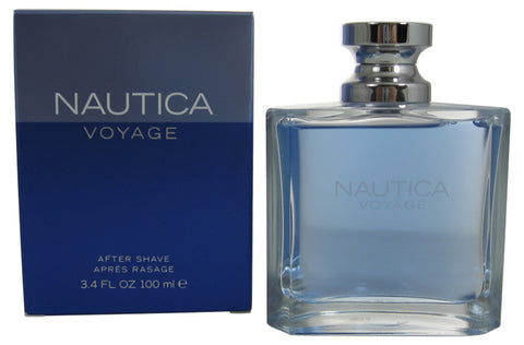 NAU19M - Nautica Voyage Aftershave for Men - 3.4 oz / 100 ml
