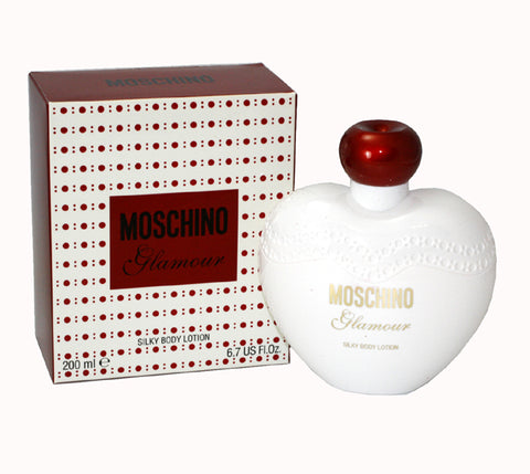 MOGL6 - Moschino Glamour Body Lotion for Women - 6.7 oz / 200 g