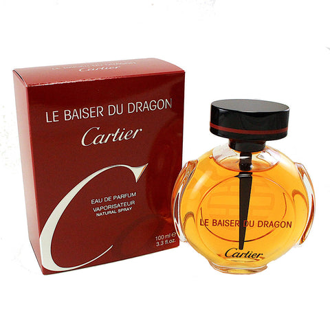 LEB17 - Le Baiser Du Dragon Eau De Parfum for Women - 3.3 oz / 100 ml Spray