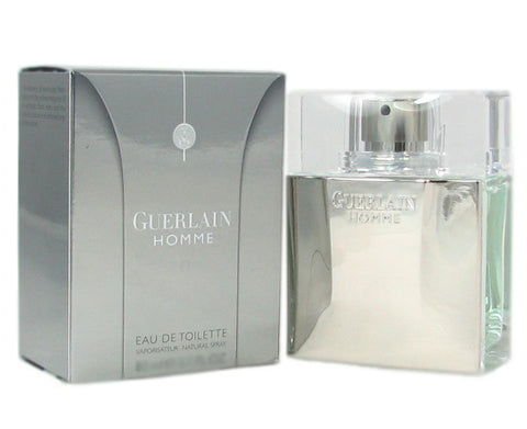 GU66M - Guerlain Homme Eau De Toilette for Men - Spray - 1.7 oz / 50 ml