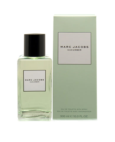 MAA86 - Marc Jacobs Cucumber Eau De Toilette for Women - Spray - 10 oz / 300 ml