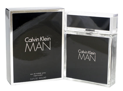 CAL13M - Calvin Klein Man Eau De Toilette for Men - 3.4 oz / 100 ml Spray
