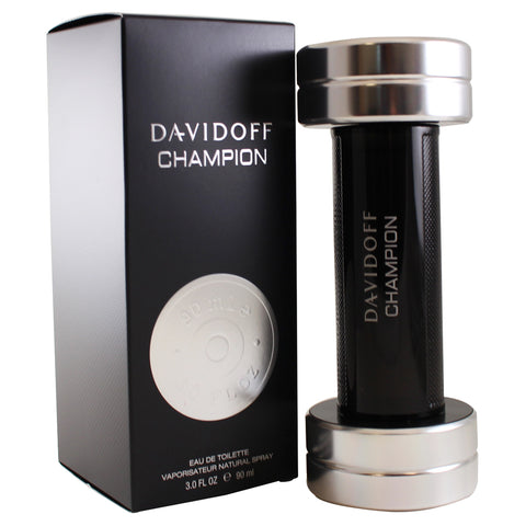 DAC36M - Davidoff Champion Eau De Toilette for Men - 3 oz / 90 ml Spray