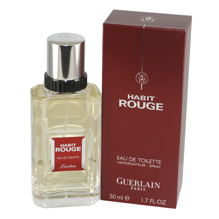 Habit Rouge Cologne Eau De Toilette By Guerlain 99perfume Com