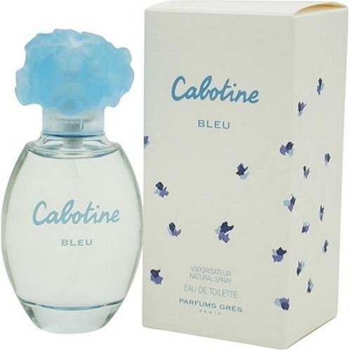 CAB10 - Cabotine Bleu Eau De Toilette for Women - Spray - 1.69 oz / 50 ml