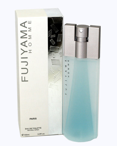 FUJ1M - Fujiyama Eau De Toilette for Men - 3.3 oz / 100 ml Spray