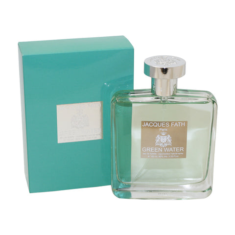GR28M - Green Water Eau De Toilette for Men - Spray - 3.33 oz / 100 ml