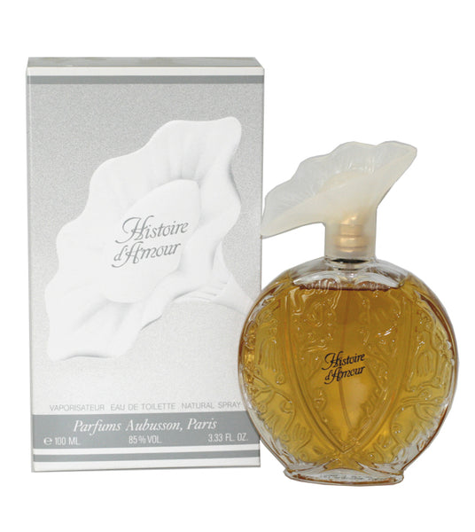 HI42 - Histoire D Amour Eau De Toilette for Women - 3.33 oz / 100 ml Spray