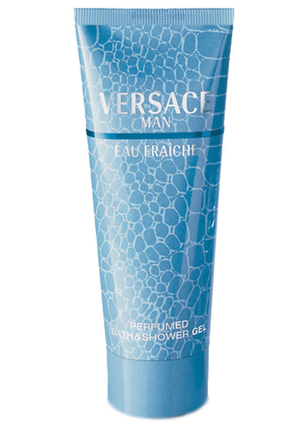 VER350M - Versace Man Eau Fraiche Bath & Shower Gel for Men - 6.7 oz / 200 ml