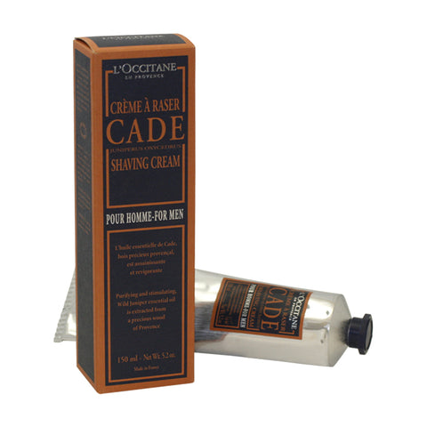 LOC16M - Cade Shaving Cream for Men - 5.2 oz / 150 ml