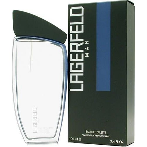 LAG11M - Karl Lagerfeld Lagerfeld Man Eau De Toilette for Men | 1.7 oz / 50 ml - Spray