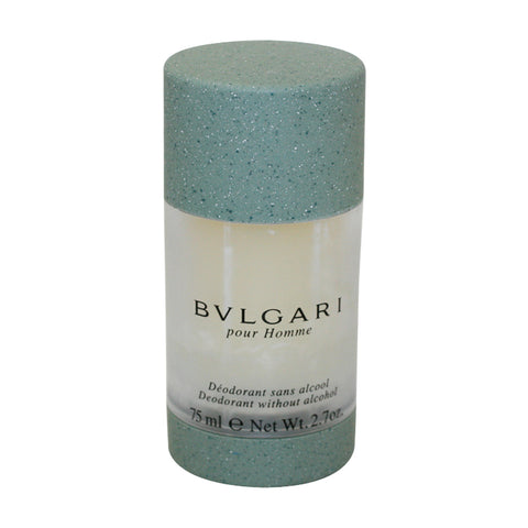 BV27 - Bvlgari Pour Homme Deodorant for Men - Stick - 2.7 oz / 75 ml - Alcohol Free