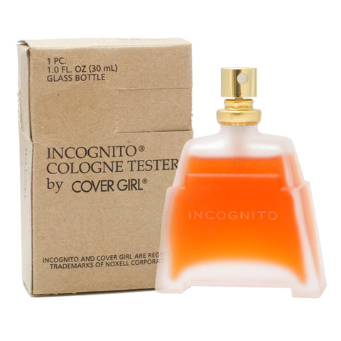 IN04 - Incognito Eau De Cologne for Women - Spray - 1 oz / 30 ml - Tester