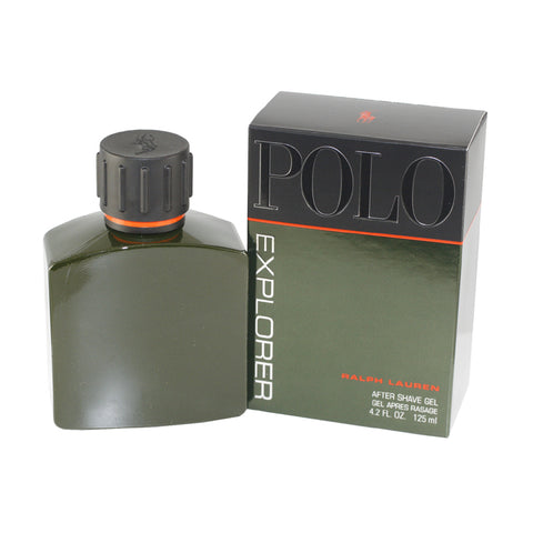 POE11M - Polo Explorer Aftershave for Men - Gel - 4.2 oz / 125 ml