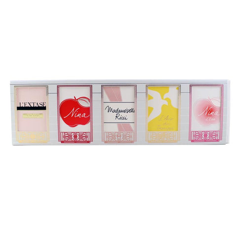 NINA14 - Nina Ricci Collection 5 Pc. Gift Set for Women