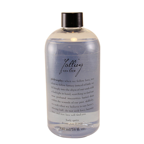 FIL16 - Falling In Love Body Spritz for Women - Splash - 16 oz / 480 ml
