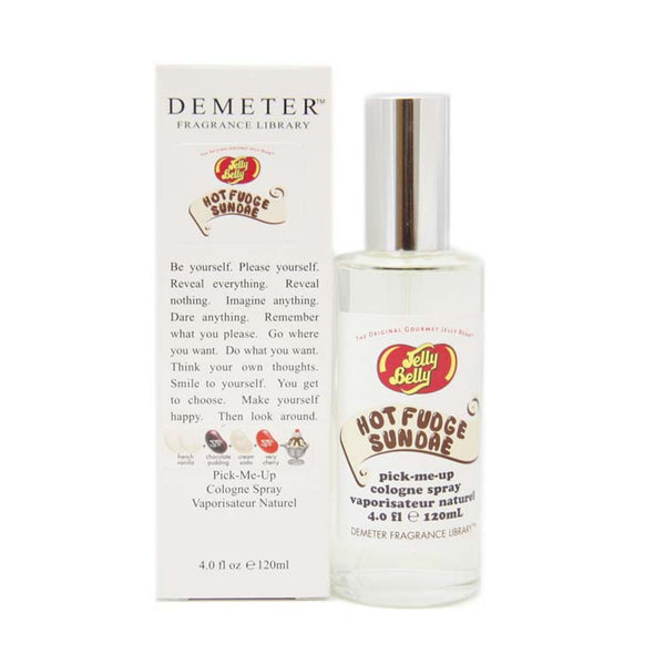 JELL15 - Jelly Belly Hot Fudge Sundae Cologne for Women - Spray - 4 oz / 120 ml